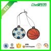 Promotion Good quality Hanging paper auto air freshener