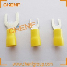 High Quality SV5 type of electrical Spade connector terminals factory For 12-10 AWG 4-6 sq mm