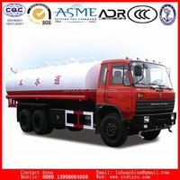 Water bowser 20000L DFAC water tank truck grit sprinkler head used water tank truck for sale