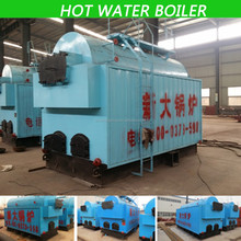 Natural Circulation Type and Hot Water Output Pellet Corn Boiler Stove