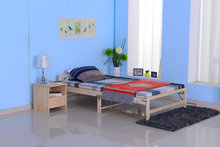 Special Designed Folding Wooden Bed