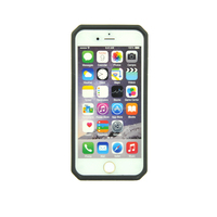 plastic Phone cases for iPhone 6 clear color High quality TPU PC blank mobile covers