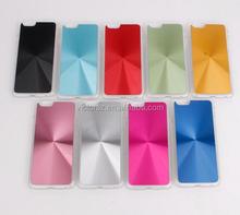 For iPhone 6 Metal Case, Full CD Grain Aluminium Hard Case For iPhone 6