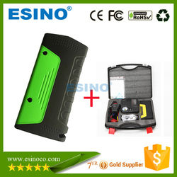 Power Red/Black/Yellow Portable Power Bank and Car Jump Starter 36000mah