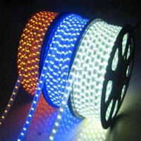 CE & RoHS 12V waterproof flexible LED Strips SMD 3528 60leds white/blue/yellow smart lighting