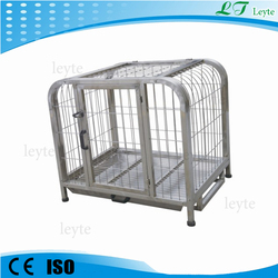 LTVC003 stainless steel pet dog cage