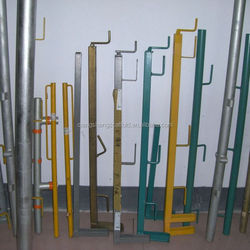 High Quality Scaffold Guardrail Post at Low Prices