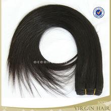 High quality ali express cheap malaysian kinky straight hair weave