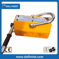100/400/600/1000/3000/5000kg permanent lifting magnet/magnetic lifter