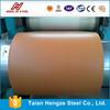 prepainted galvanized steel coil with plastic film