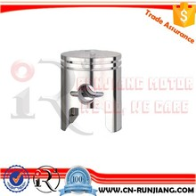 Motorcycle Engine Parts 2 Stroke Cylinder Piston 50mm Assy KitFor Suzuki AX100