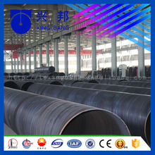 high quality large diameter 24inch spiral steel pipe