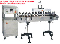 Shanghai Taoshan JT 2000 automatic aluminum foil bottle cap sealing machine