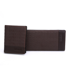 2016 New Fashion Hot Sell Wallet Leather Men's Wallet Business Wallet men