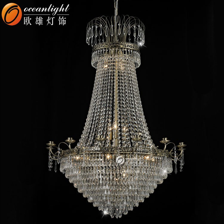 Luxury classical antique crystal chandeliers for sale om81090 buy luxury classical chandeliers - Chandeliers on sale online ...