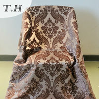 Floral Designs Fabric Types Of Curtain Fabrics