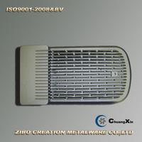 Cast Aluminum Outdoor Lamp Cover For LED Light