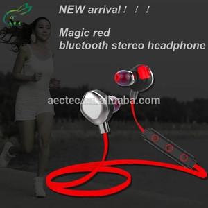 fone de ouvido Bluetooth V4.1 fone de ouvido Bluetooth neckband wireless stereo Bluetooth fone de ouvido com alta qualidade