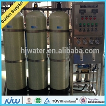 HJRO08026 Top loading valves vessel reverse osmosis plants