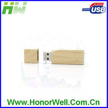 Wholesale 2GB 4GB 6GB 8GB Wooden USB Pen Drive