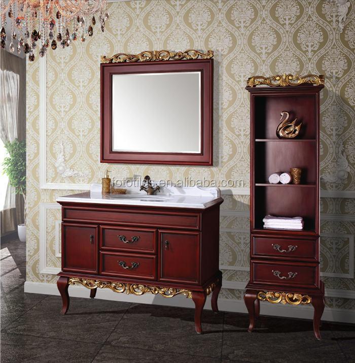앤티크 스타일의 나무 욕실 세면대-욕실 세상만사 -상품 ID ...