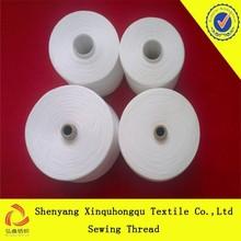 62/3 Virgin spun polyester yarn for sewing thread/100% YIZHENG fibre