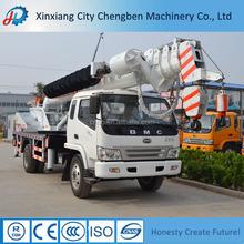 Alibaba Verified Supplier Telescopic Crane Lift Crane Truck