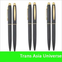 Hot Sale Custom cheap promo metal pen laser engraving
