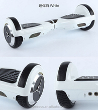 express 6.5'' chic smart 2 wheels self balancing electric scooter with LED light and LG battery scooter electric