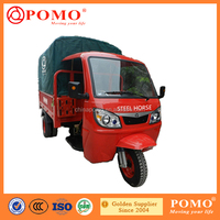 China Strong Heavy Load Water Cooled Cargo Motorized 300CC Four Wheel Motorcycle Price