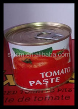 70G-4500G canned/battled tomato paste, tomato sauce