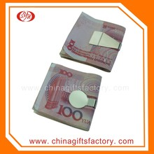Smart Blank Metal Money Clip Cheap Money Wallet