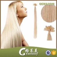 u-tipped fusion hair extensions - virgin european hair extensions hair extension