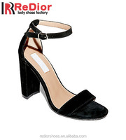 2015 latest fashion new designs high heel lady dress shoe shoes for women
