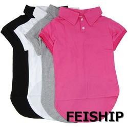 summer dog clothes polo shirt