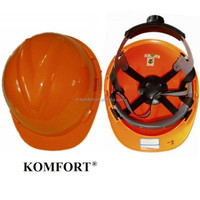 Industrial engineering V types of work construction safety helmet