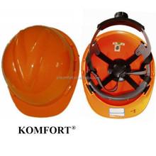Industrial engineering V types of work construction safety helmet