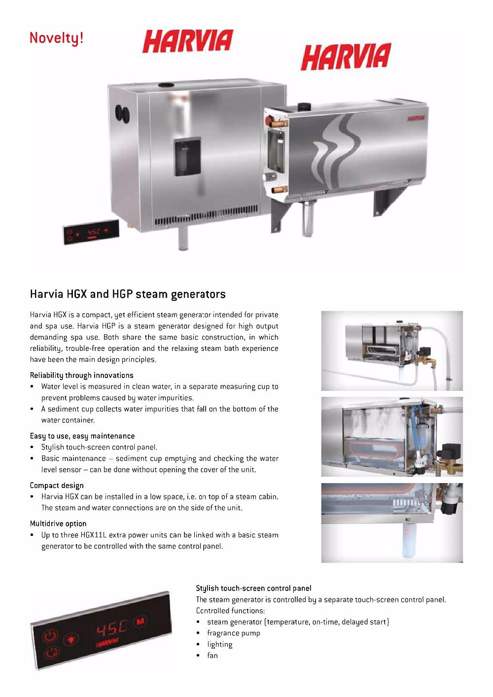 Personal Harvia Ozone Steam Sauna Machine - Buy Personal ...
