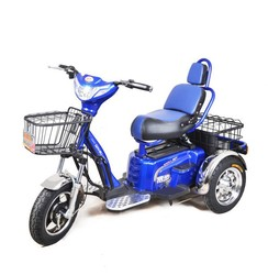 three wheel older and handicapped people electric mobility scooter