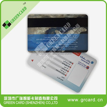 Hot sale contact magnetic card