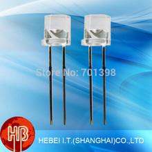 5mm Flat Top Led Diode Flashing Led Light Emitting Diode