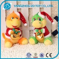 Toy Animal new style super plush singing christmas toys
