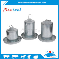 NL825 metal livestock poultry chicken drinkers and feeders
