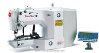 SS-T1903 High speed electronic button attaching industrial sewing machine