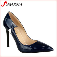 Ladies classic pumps beautiful stiletto sexy shoes