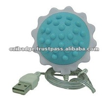 Blue Color High Quality USB Massager for Sale