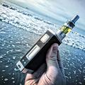 Innokin grande bateria& alta watts& tela oled colorida de fumaça de cigarro e itaste 3.0 mvp