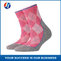 new arrival custom crew comfortable compression travel socks,Adult shoe socks,Decorative pattern socks