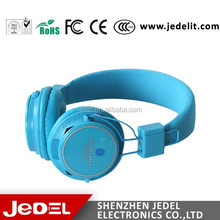 hot sell wireless sport mp3 wma earphone player headset headphone with sd tf card