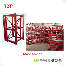 mast section for building hoist/construction elevator made in china